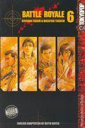 Battle Royale TPB (2003-2006 Tokyopop Digest) 6-REP