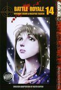 Battle Royale TPB (2003-2006 Tokyopop Digest) 14-1ST
