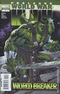 World War Hulk Prologue World Breaker (2007) 1B