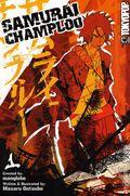 Samurai Champloo GN (2005-2006 Digest) 1-1ST