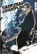 Samurai Champloo GN (2005-2006 Digest) 2-1ST