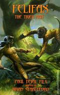 Felifax the Tiger Man SC (2007 Novel) 1-1ST