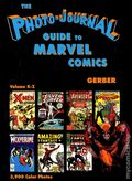 Photo Journal Guide to Marvel Comics HC (1991 Gerber) 4-1ST