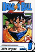 Dragon Ball Z TPB (2003-2006 Shonen Jump Edition Digest) 8-REP