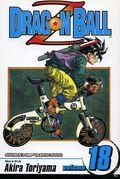 Dragon Ball Z TPB (2003-2006 Shonen Jump Edition Digest) 18-REP