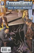 Stormwatch PHD (2006) Post Human Division 9