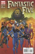 Fantastic Five (2007 2nd Series) 1