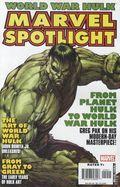 Marvel Spotlight World War Hulk (2007) 0