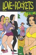 Love and Rockets (2001-2007 2nd Series) Comic-Sized 20