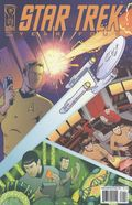 Star Trek Year Four (2007 IDW) 1A