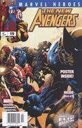 Marvel Heroes Flip Magazine (2005) 19