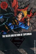 Superman The Death and Return of Superman Omnibus HC (2007 DC) 1st Edition 1-1ST