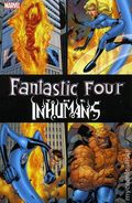 Fantastic Four The Inhumans TPB (2007 Marvel) 1-1ST