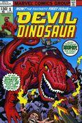 Devil Dinosaur Omnibus HC (2007 Marvel) By Jack Kirby 1-1ST