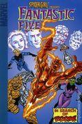 Spider-Girl Presents Fantastic Five TPB (2006 A Marvel Digest) 1-1ST