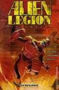 Alien Legion TPB (2001-2005 Checker) 2-1ST