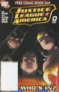 Justice League of America FCBD (2007) 0