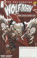 Astounding Wolf-Man FCBD (2007) 1