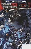 Transformers Movie Prequel FCBD (2007) 1