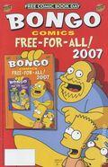Bongo Comics Free-For-All (2005 Bongo Comics) FCBD 2007