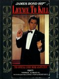 James Bond 007 Licence to Kill HC (1989 Eclipse) 1-1ST