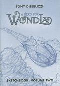 Hero for WondLa Sketchbook (2012) 2