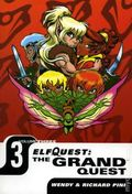 Elfquest The Grand Quest TPB (2004-2006 DC Digest) 3-1ST