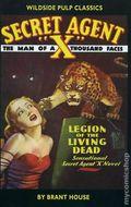 Secret Agent X Legion of the Living Dead SC (2007) 1-1ST