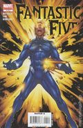 Fantastic Five (2007 2nd Series) 4