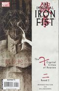 Immortal Iron Fist (2006 Marvel) 9