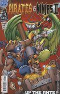 Pirates vs. Ninjas (2007 Volume 2) 2