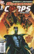 Green Lantern Sinestro Corps Special (2007) 1B