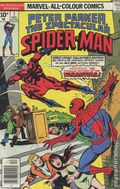 Spectacular Spider-Man (1976 1st Series) UK Edition 1UK