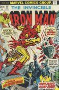 Iron Man (1968 1st Series) Mark Jewelers 65MJ