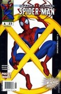 Ultimate Tales Flip Magazine (2005 Spider-Man) 23