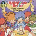 Rainbow Brite (1984) Book and Record 283R