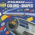 Star Wars Adventures in Colors and Shapes Book and Record (1984) 480R