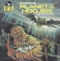 Star Wars Planet of the Hoojibs Book and Record (1983) 454R