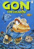 Gon Swimmin' GN (1997 Paradox Press Digest) 1-1ST