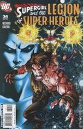 Supergirl and The Legion of Super-Heroes (2006) 34