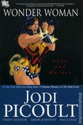 Wonder Woman Love and Murder HC (2007 DC) 1-1ST