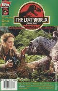 Lost World Jurassic Park (1997 Topps) 2B