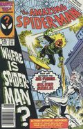 Amazing Spider-Man (1963 1st Series) Mark Jewelers 279MJ