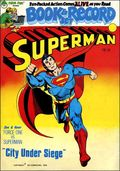 Superman Book and Record Set (1975) Peter Pan/Power Records 34R