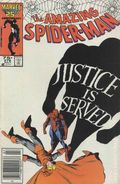 Amazing Spider-Man (1963 1st Series) Mark Jewelers 278MJ