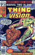 Marvel Two-in-One (1974 1st Series) 39PIZ