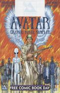 Avatar Graphic Novel Sampler FCBD (2003) 0