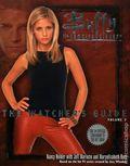 Buffy the Vampire Slayer The Watcher's Guide SC (1998-2004 Pocket Books) 2-1ST