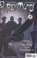 Rex Mundi (2006 2nd Series) 8