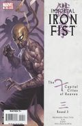Immortal Iron Fist (2006 Marvel) 10A